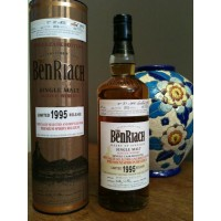 BENRIACH 18 ANS LIMITED 1995 RELEASE 54.6%
