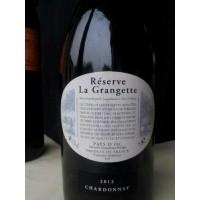 RESERVE LA GRANGETTE CHARDONNAY 2013 12,5%